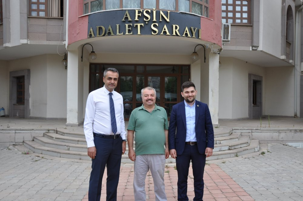 DSC 0325 1 Afşin Barosuna, Avukat Oğuzhan Erüstün seçildi!