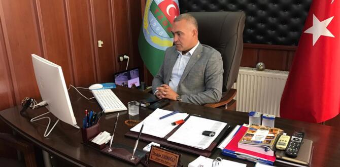 Ziraat Odası Başkanı Emiroğlu, 2021 Biçerdöver Fiyatlarını Açıkladı!