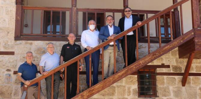 AK Parti Yerel Yönetimler Başkan Yardımcısı Böke, Afşin'de!