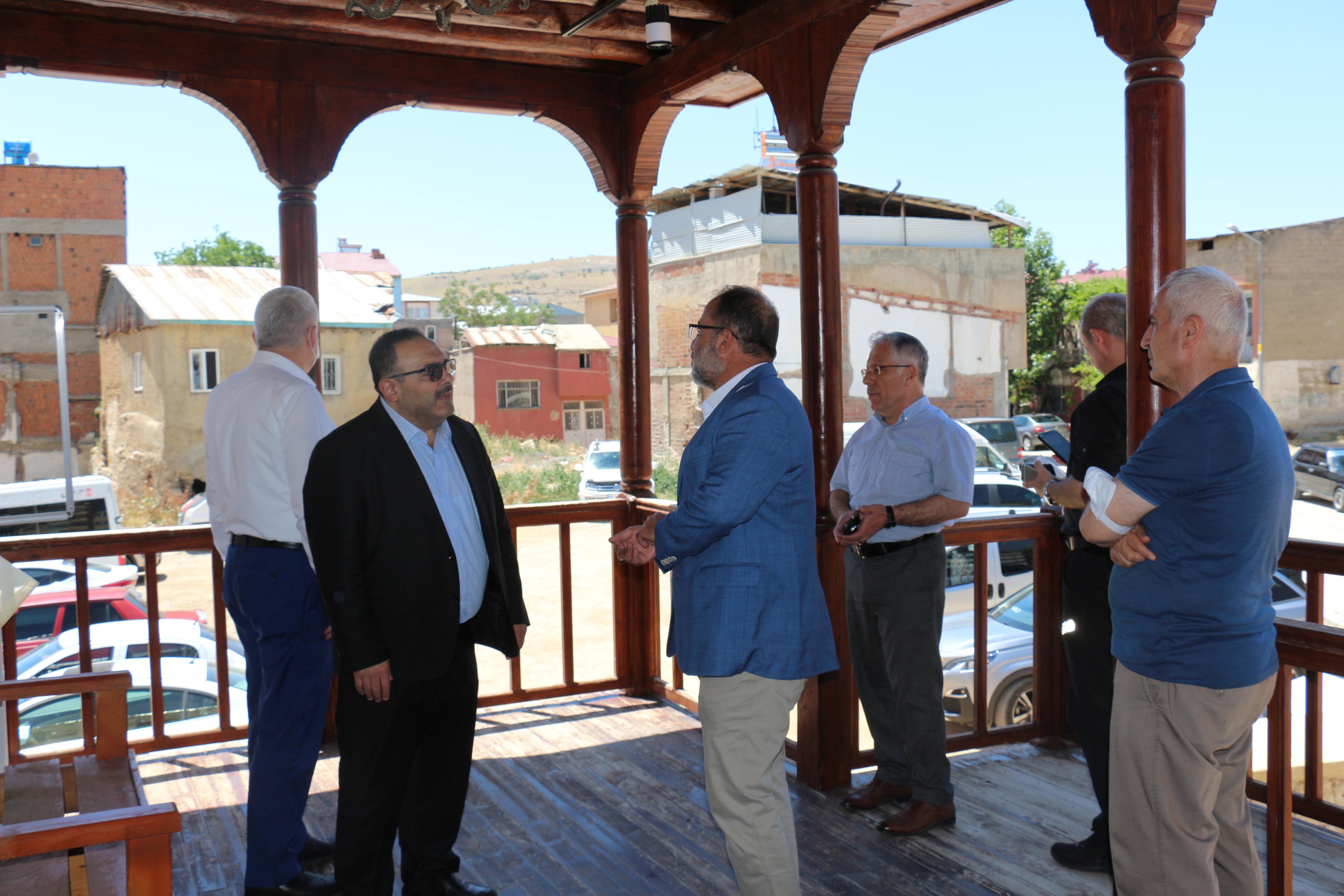 IMG 2978 AK Parti Yerel Yönetimler Başkan Yardımcısı Böke, Afşinde!