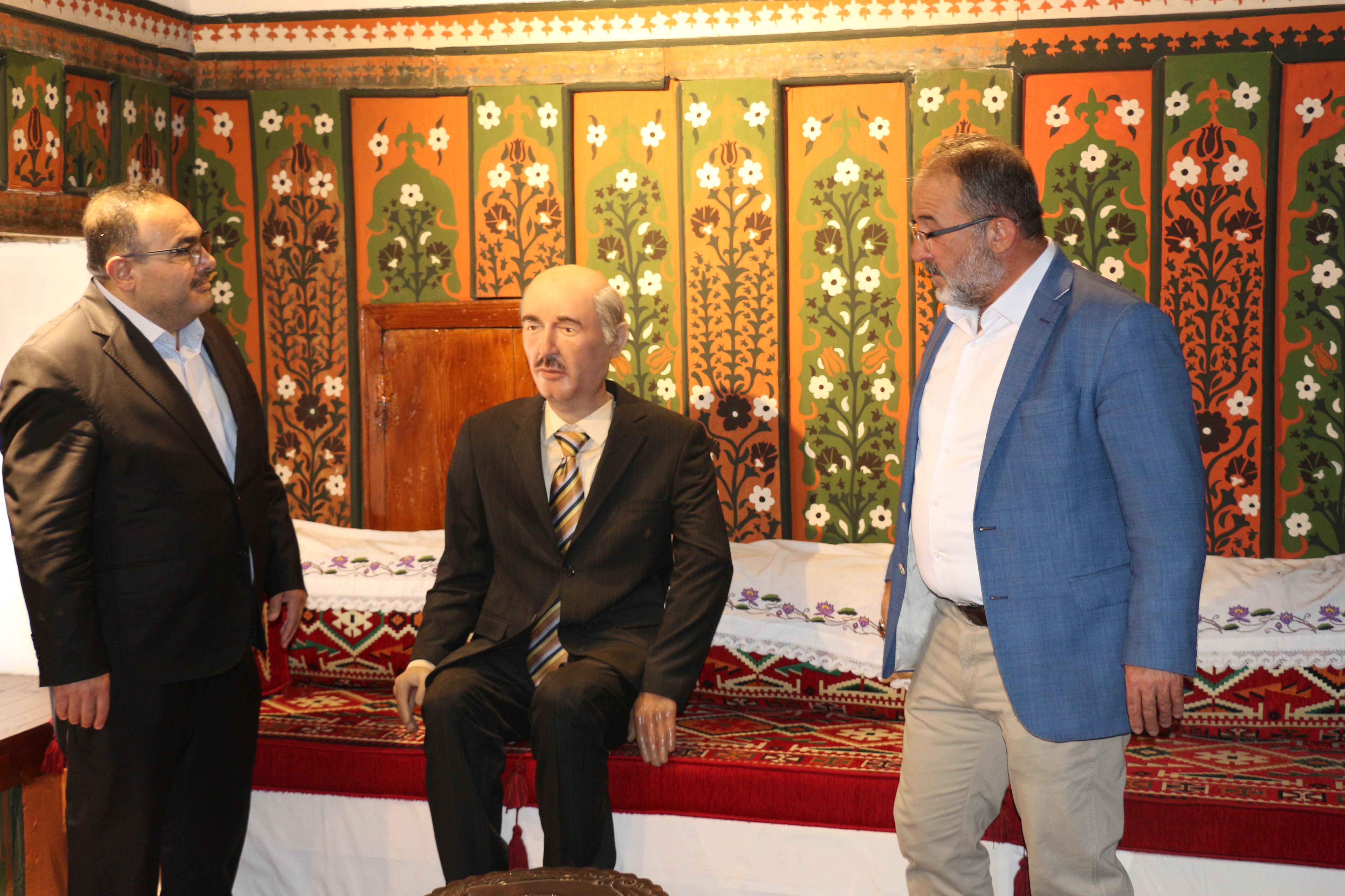 IMG 2987 AK Parti Yerel Yönetimler Başkan Yardımcısı Böke, Afşinde!