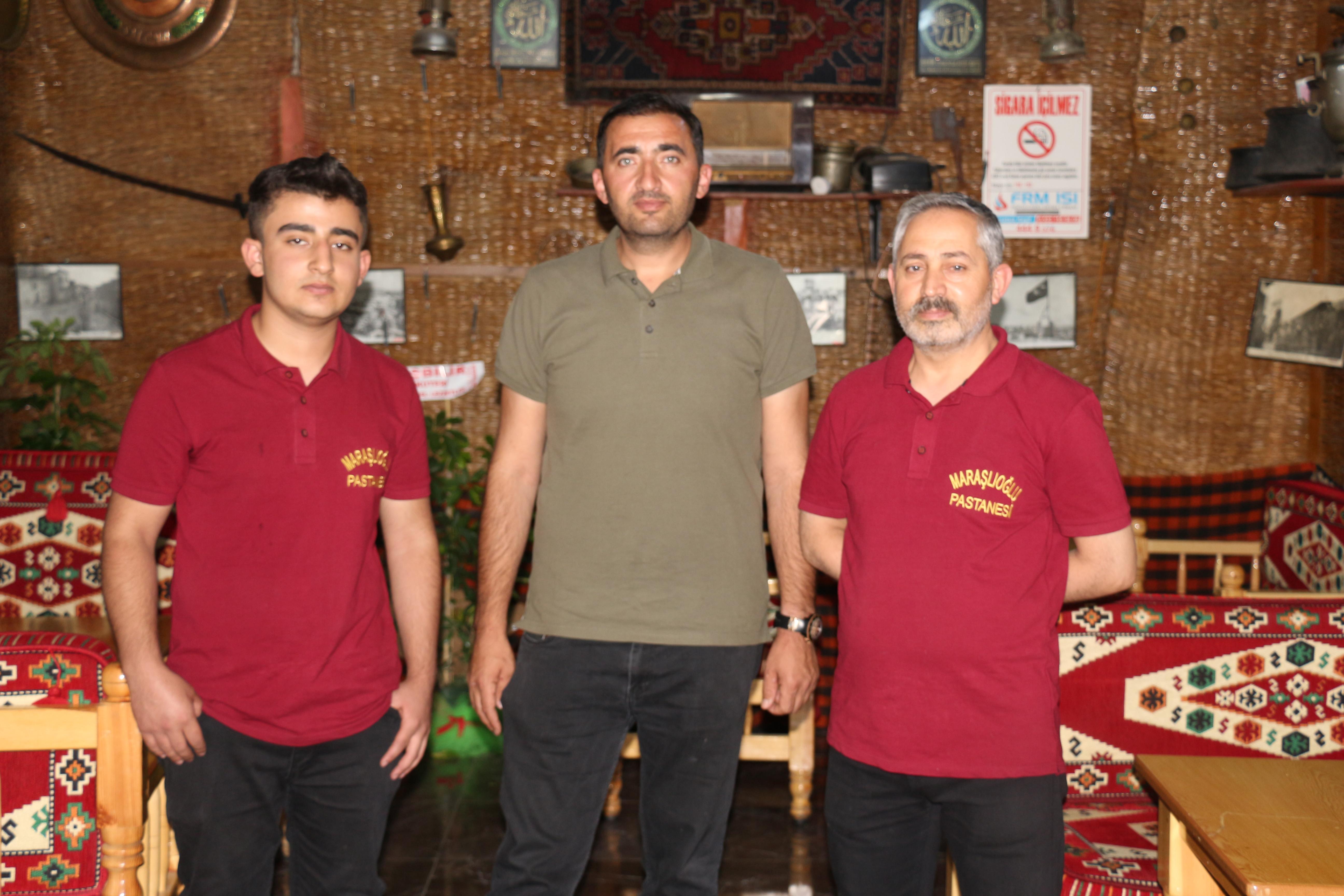 IMG 3000 Maraşlıoğlu Pastanesi, Yenilenen Yüzüyle Hizmetinizde!