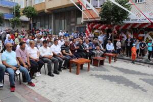IMG 3820 300x200 Elbistanlılar Der Kitap Kahve Açıldı