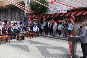 IMG 3843 300x200 Elbistanlılar Der Kitap Kahve Açıldı