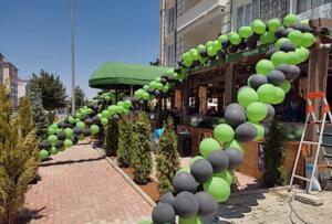 %name Yeşilçam Vadisi Dualarla Açıldı