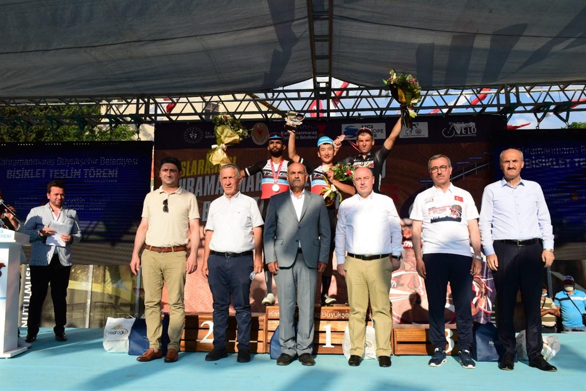 %name Kahramanmaraş Grand Prix Finali Erkekler Etabında Ödüller Sahiplerini Buldu