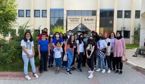 Afşin Eshab-ı Kehf Anadolu Lisesi, TÜBİTAK'ta