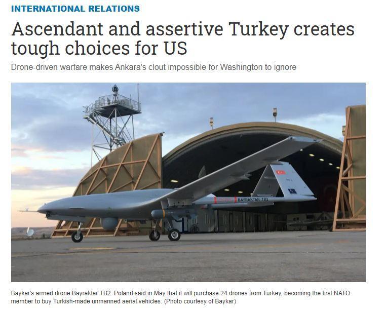 japonyadan turk sihalarina ovgu abdyi zorluyor 0 Japonyadan Türk SİHAlarına övgü: ABDyi zorluyor!
