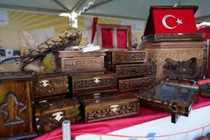kibris kultur festivali 7 300x200 Kıbrısta Kahramanmaraş Rüzgârı Esti