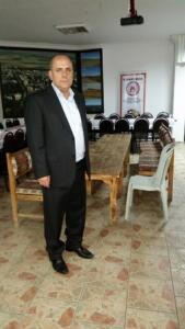 türkoğluder başkanı cafer parlak 1 169x300 TÜRKOĞLUDER Kurbanlıkları Erken Bitirdi