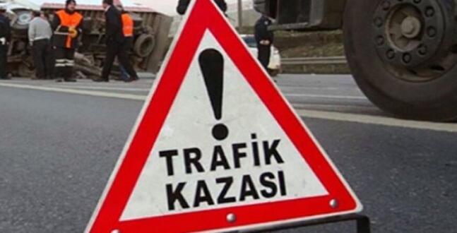 Afşin'de Trafik Kazası 1 Ölü 6 Yaralı!