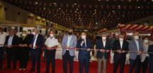 3. Kahramanmaraş Alışveriş Festivali ve Fuarı Açıldı
