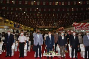 236206085 3890305674409432 5097726501081589024 n 300x200 3. Kahramanmaraş Alışveriş Festivali ve Fuarı Açıldı