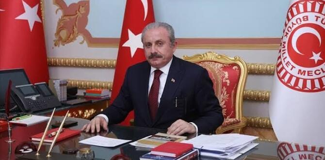TBMM Başkanı Mustafa Şentop Afşin'e Geliyor!
