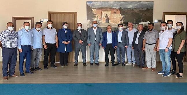 AK Parti Milletvekili Kılıç'tan Afşin'e Ziyaret