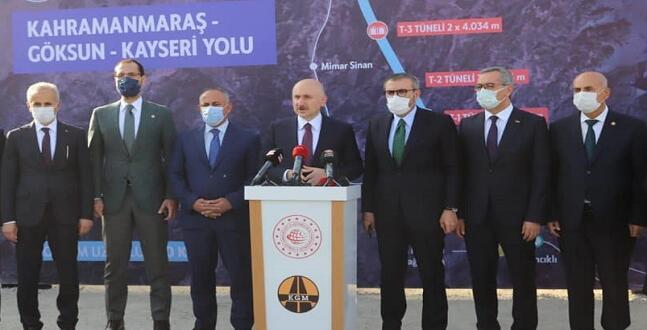 Göksun-Afşin-Elbistan-Malatya Yolu İhaleye Çıkıyor!
