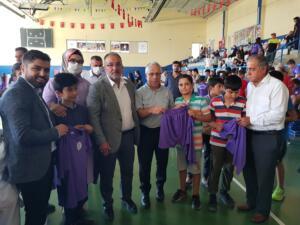 yaz okulu 3 300x225 Afşinde 700 Öğrenci Yaz Okulunda Buluştu.