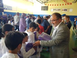 yaz okulu 4 300x225 Afşinde 700 Öğrenci Yaz Okulunda Buluştu.