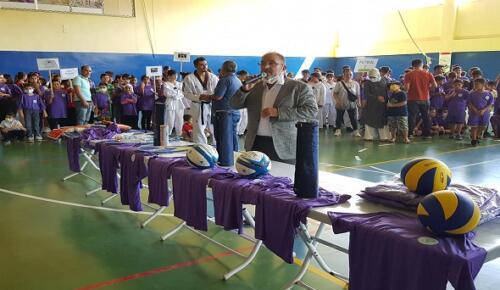 Afşin'de 700 Öğrenci Yaz Okulunda Buluştu.